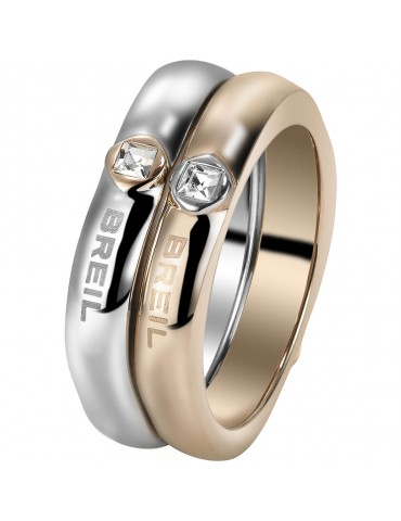 Breil anello donna CROSSING...